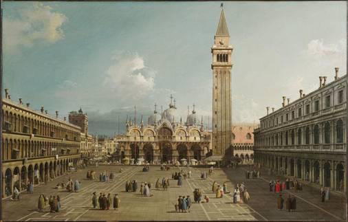 威尼斯圣马可广场