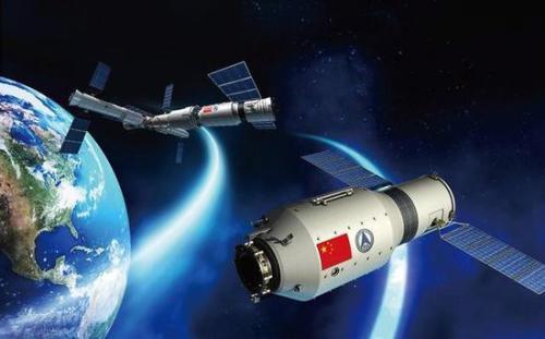 天宫二号将在轨飞行至2019年7月,此后受控离轨