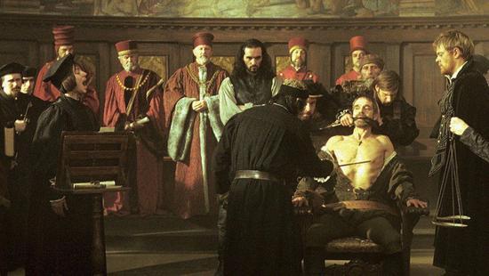 2004年改编的电影里,阿尔·帕西诺饰演的夏洛克令人印象深刻