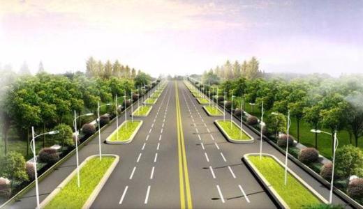 好消息!这两条道路将要延伸新建了