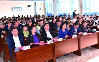 代县举办庆祝改革开放40周年诗歌朗诵会