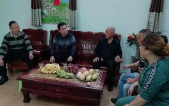 【微动态】周西汉政委慰问援疆辅警家属