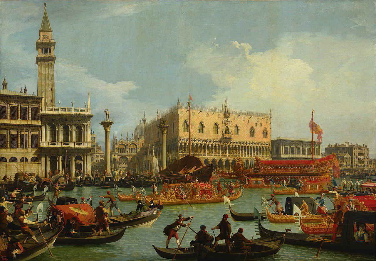银幕回眸|富甲一方的威尼斯商人,发家全靠投机?