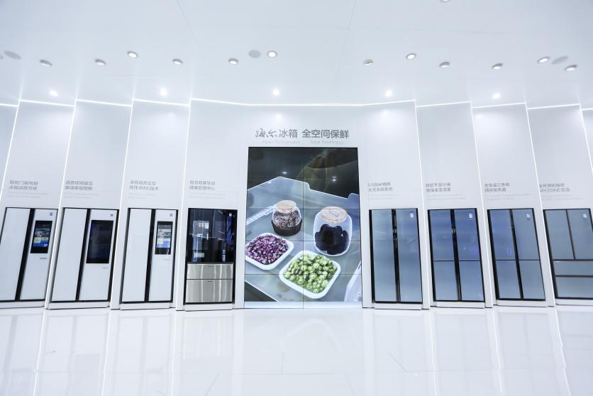 飨宴系列助推海尔冰箱中怡康份额超34.8%再扩领先优势