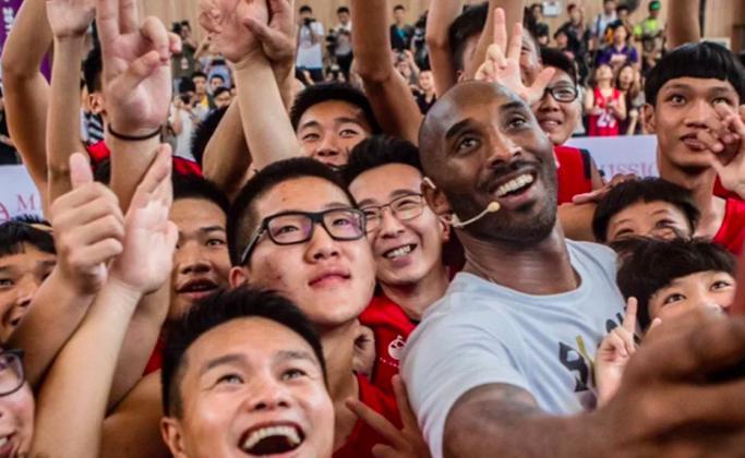 退役两年又怎样?科比的中国社交粉丝仍是NBA最高