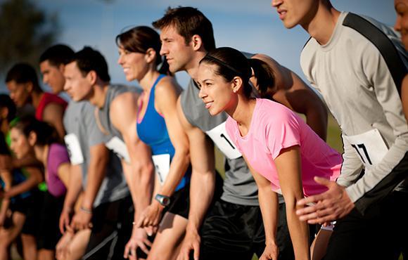 掌握5个小技巧 轻松提升跑步比赛成绩
