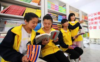 """宁陵县组织开展了""""快乐阅读 健康成长""""读书活动"""