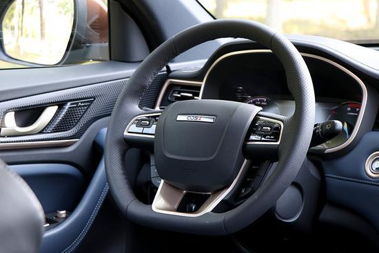 让驾驶更加享受 网易试驾欧尚COS1°科赛