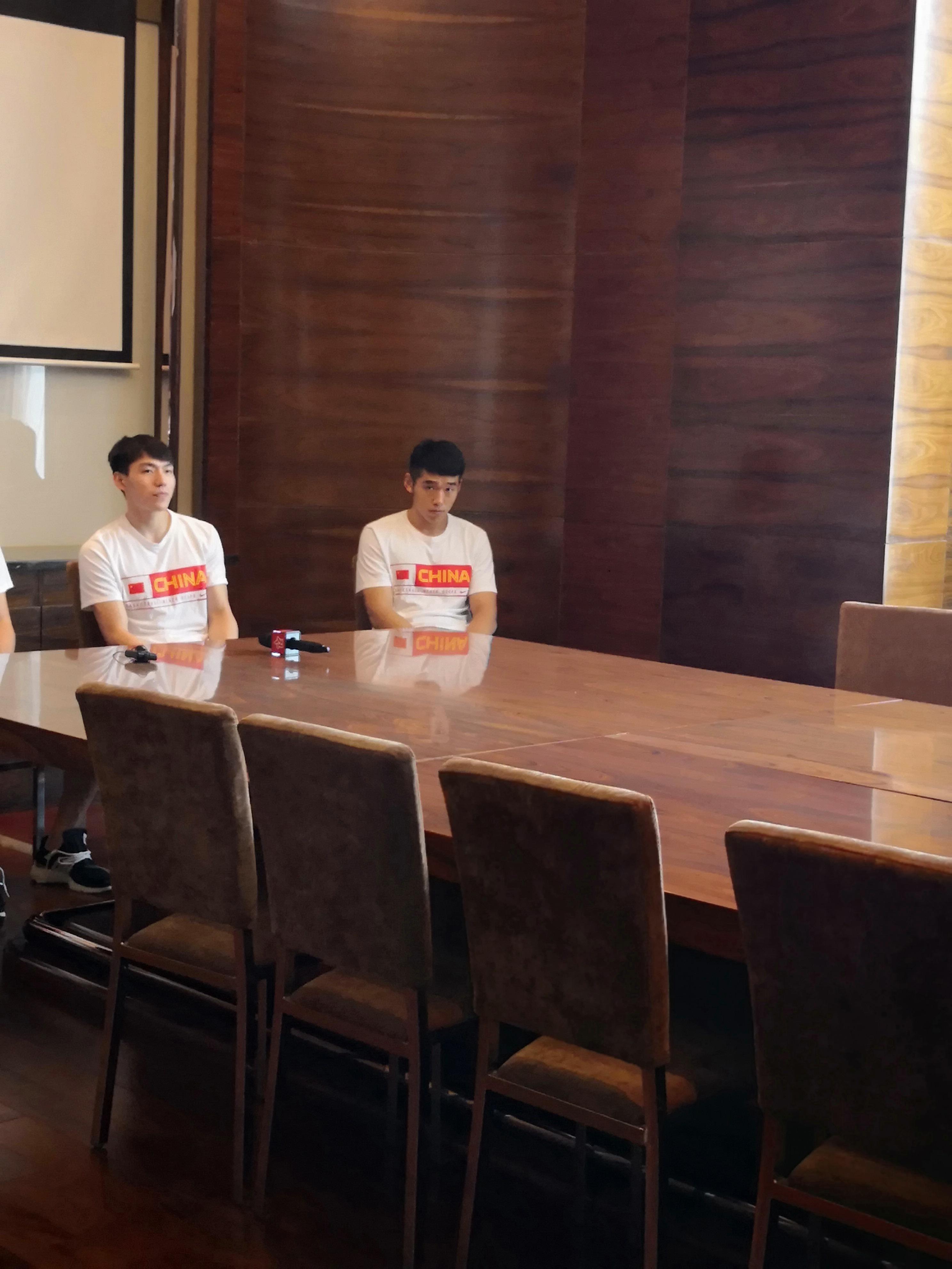 专访陆文博:杜锋在心理上帮我很多 把质疑换成动力