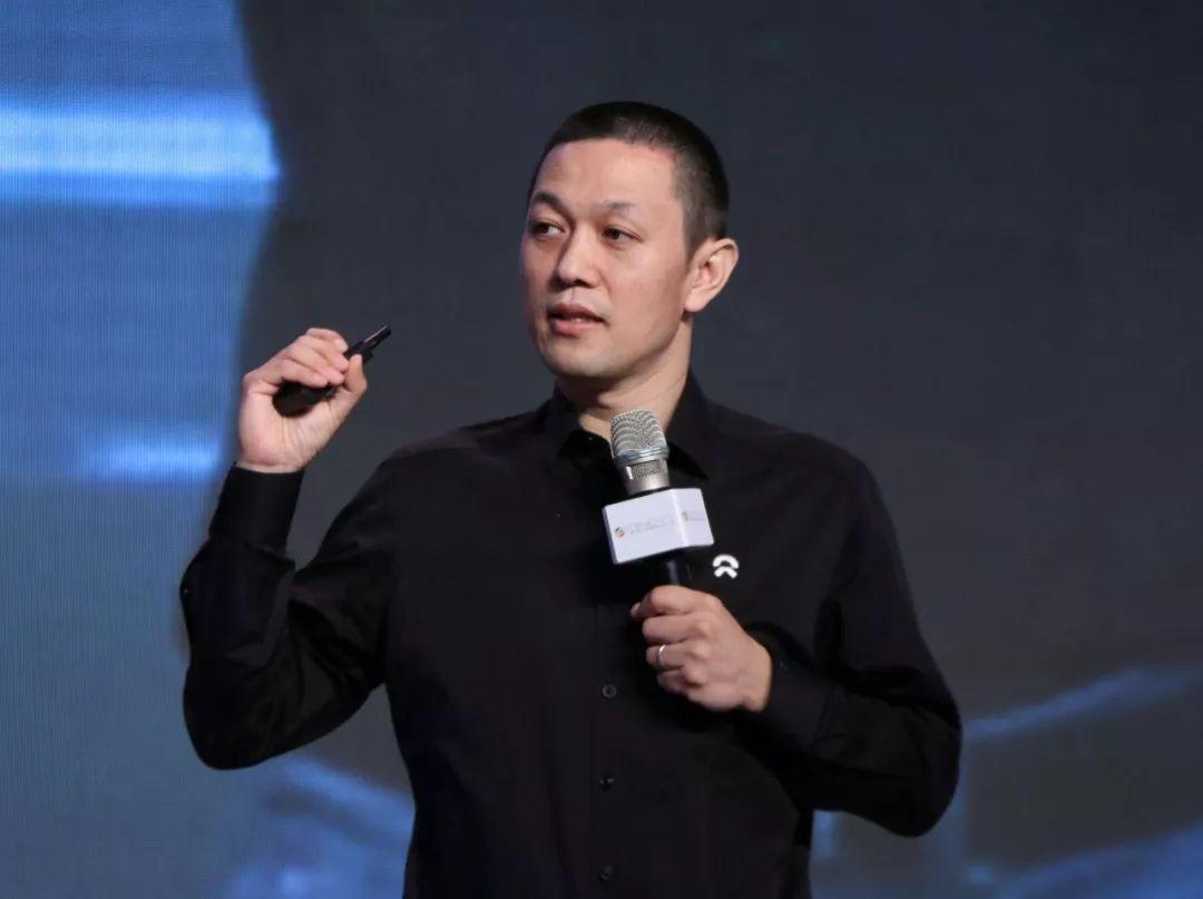 网友质疑蔚来加电车. 李斌回应: 存在. 列入改进计划