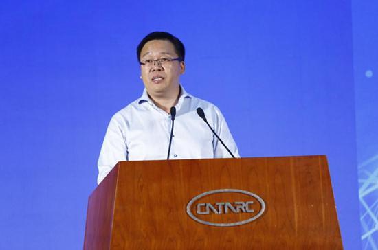 中汽研汽车检验中心(天津)有限公司周华总经理讲话