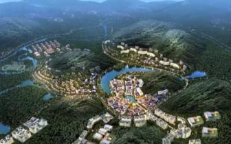 闽侯海丝时尚居艺小镇开工 规划面积3平方公里