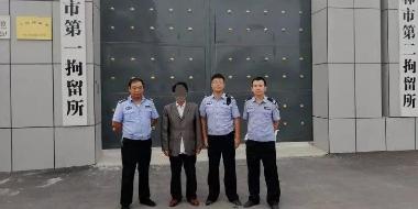 邯郸复兴区:违法驾驶高污染车辆 行政拘留五天
