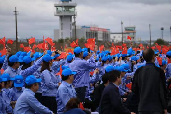 中国航空工业FTC-2000G战机首飞成功