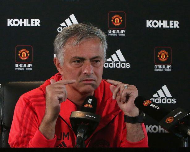穆里尼奥:没有球员比曼联更大 博格巴?他训练很努力