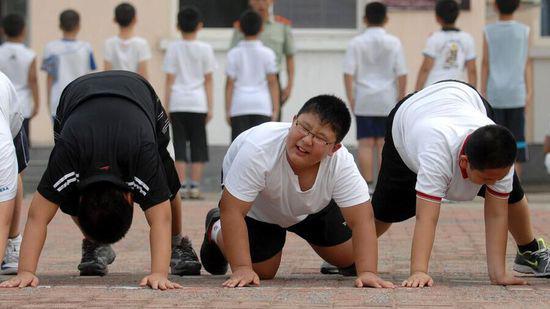 中国肥胖儿童越来越多:饮食不合理 课业负担太重
