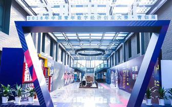 2018年中国青年数字经济创业大赛青创展会