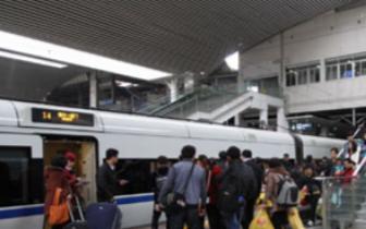 南铁10月1日将迎客流最高峰 或创单日发送量新高