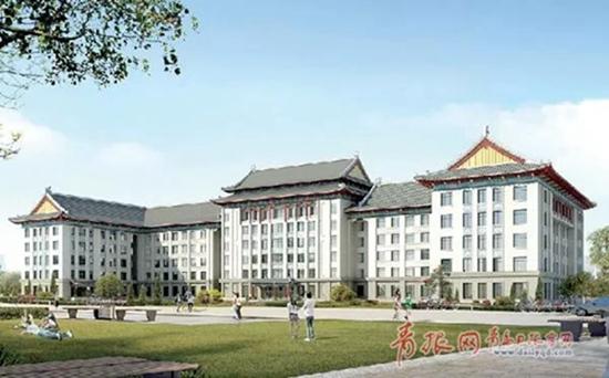 又一所211重点大学落户青岛 哈工程选址西海岸
