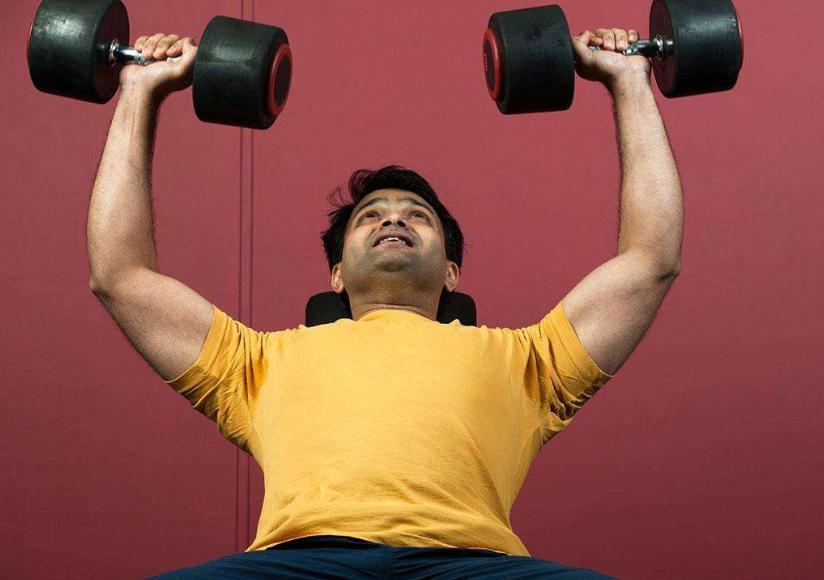 举重不只是增加肌肉 还能带来这10大益处