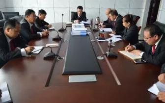 岢岚法院结合违纪违法案件开展警示柬埔寨银河国际开户活动