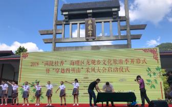 2018海曙区龙观乡文化旅游节开幕