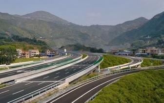 长福高速福清段建设进展迅速 已完成投资9.7亿元