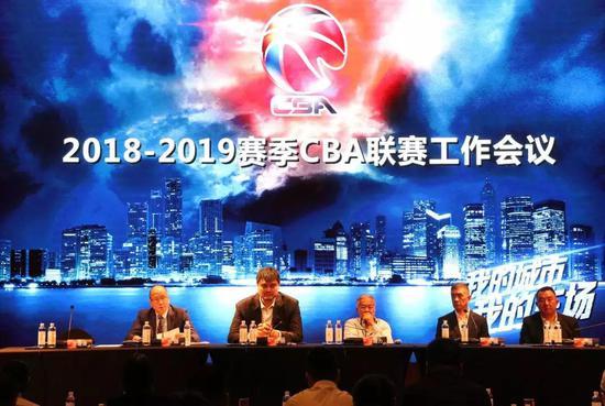 CBA增设两球员个人奖项 预备队联赛拟更名为CBDL