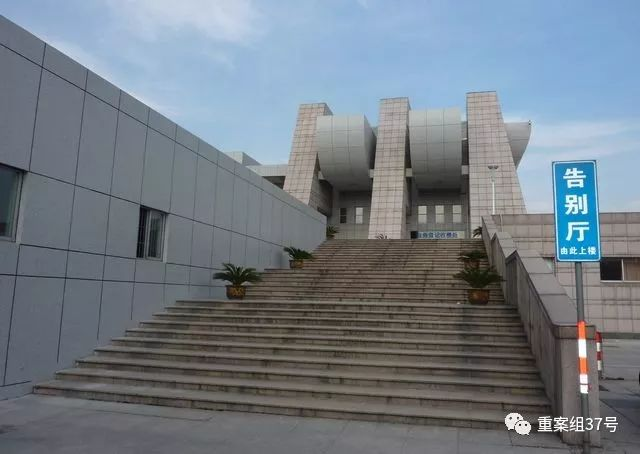 温州市殡仪馆. 资料图片