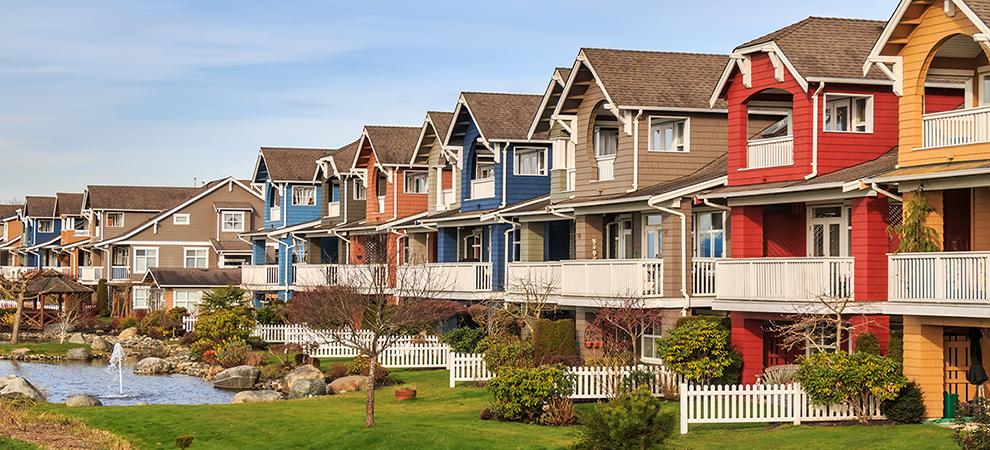美国楼市即将见顶?房贷利率创下七年新高