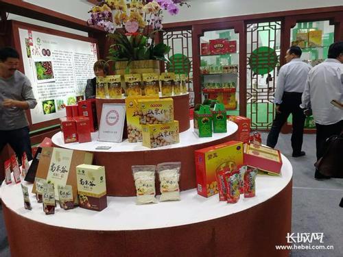 唐山:十个农业项目农展会上签约 总投资20多亿元
