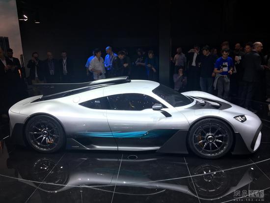 全球限量275台 梅赛德斯-AMG旗舰超跑定名ONE