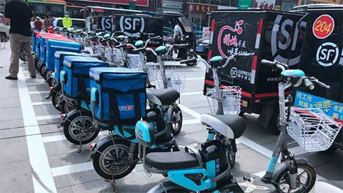 北京:11月起电动自行车上路需登记挂牌
