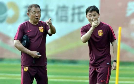 孙继海重回国奥将担任中方教练组长 辅佐希丁克