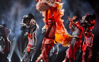 广州本土大型原创舞剧《醒狮》28日在穗开演