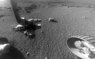 """""""机遇""""号火星车终于找到 但却无法联系到它"""