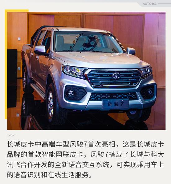 广积粮恒称王 长城皮卡独立品牌2020年销量20万
