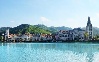 国庆长假去哪儿? 缤纷乐游在鹭湖!