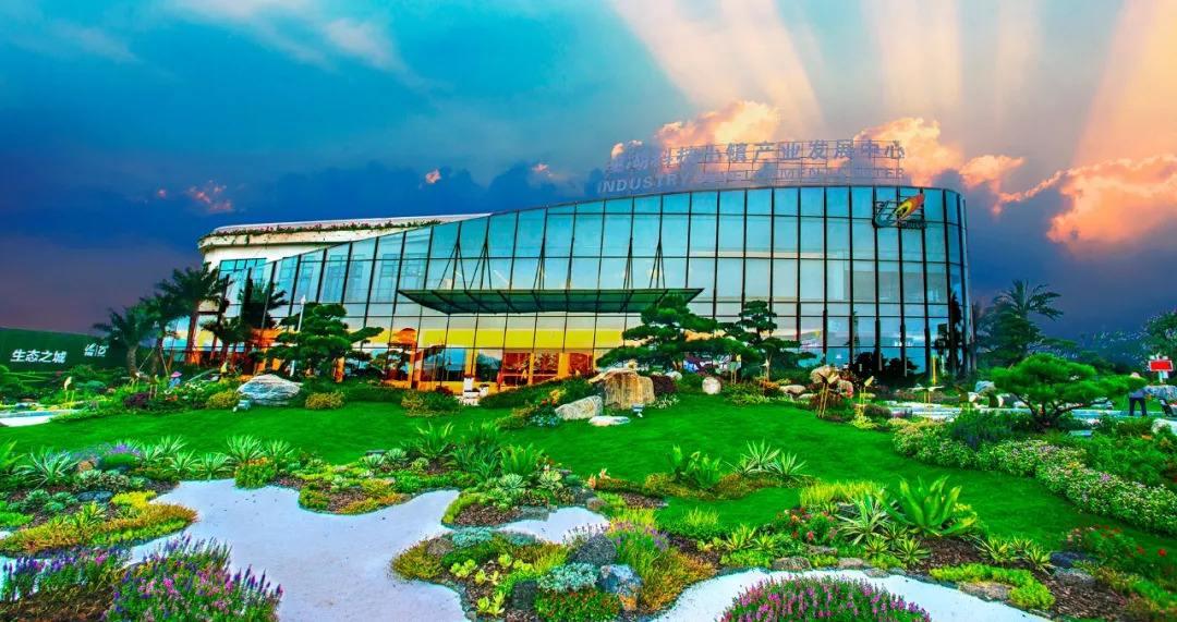 潼湖科技小镇一期开园 27家企业和创新载体进驻