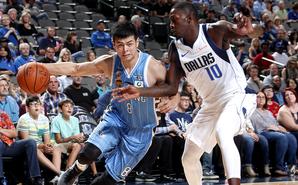 NBA季前赛:北京首钢-独行侠