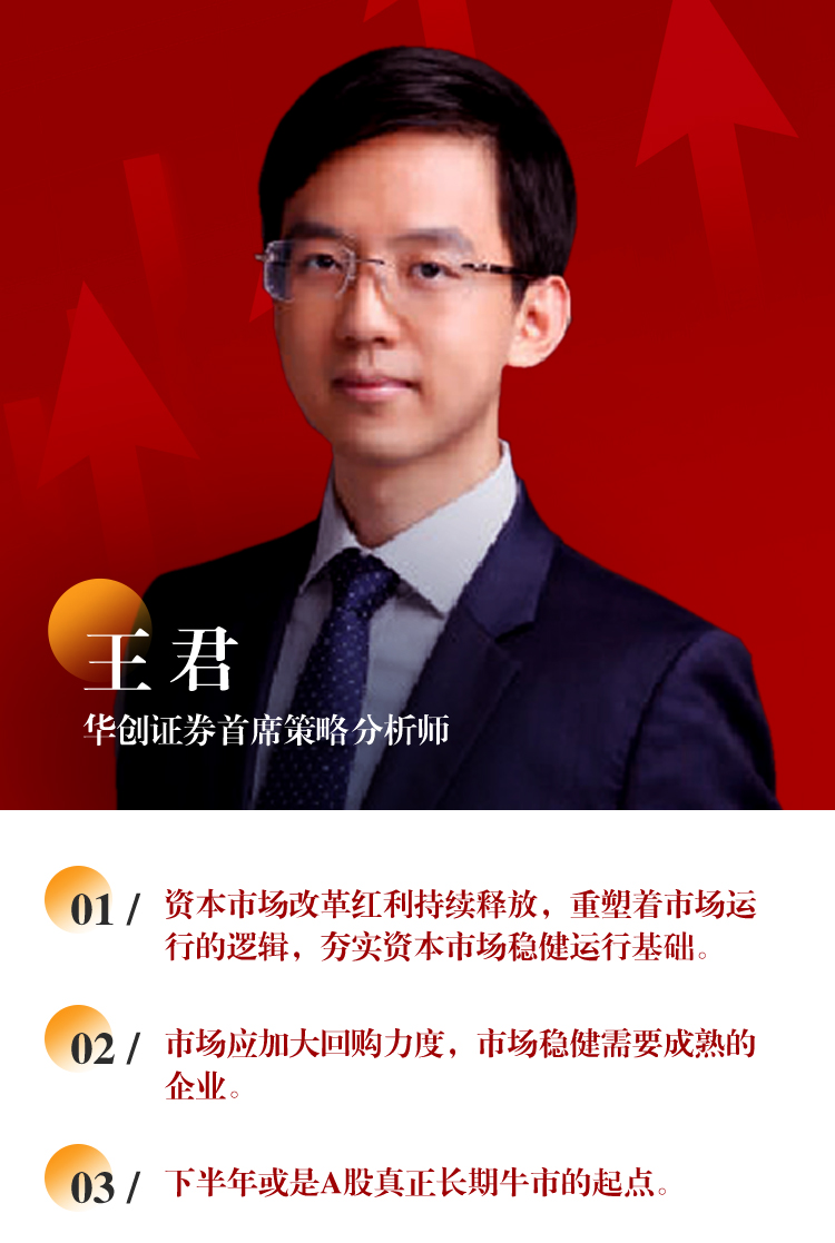 王君:市场改革红利持续释放市场应加大回购力度