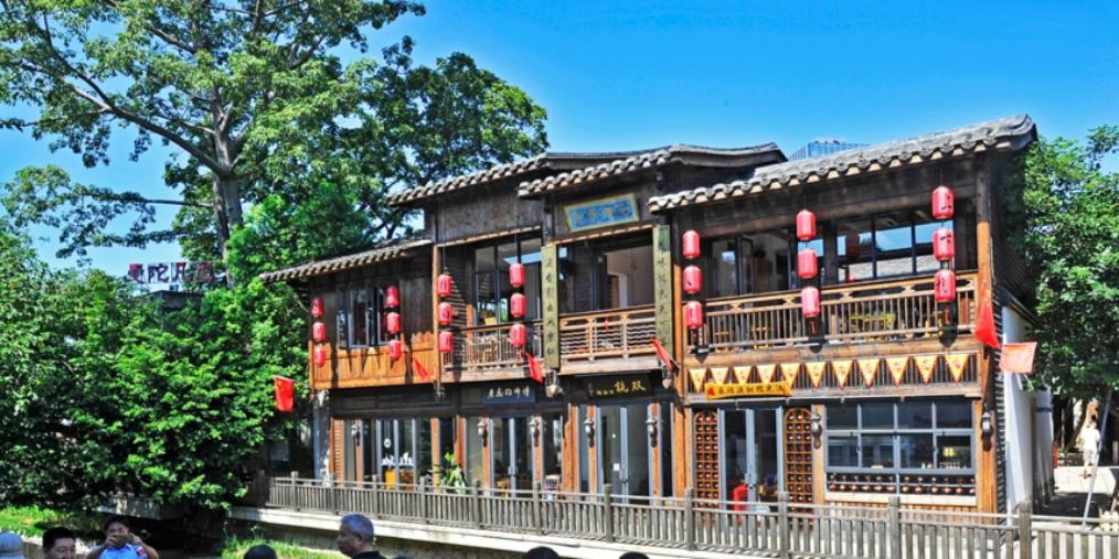 上下杭历史文化街区30日开街