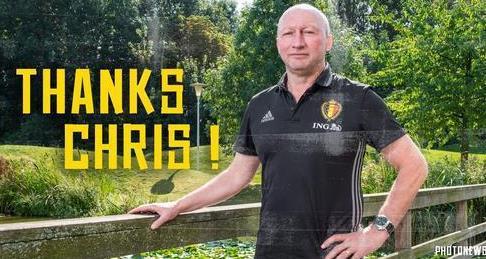 足协官宣比利时人范普维尔德就职 担任技术总监