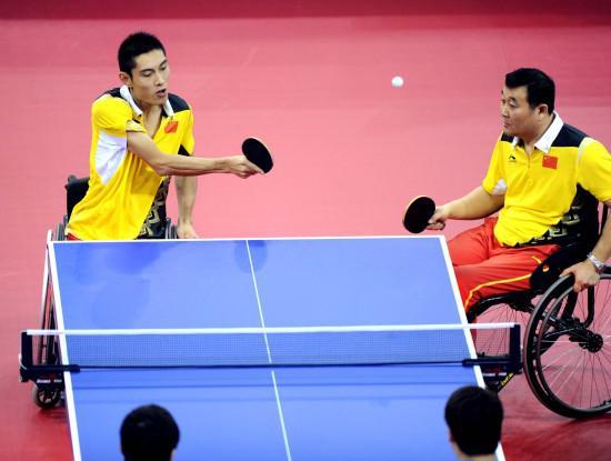中国亚残运代表团出征雅加达 57位残奥会冠军领衔