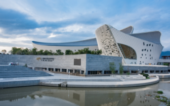 茉莉花盛开:海峡文化艺术中心30日开馆