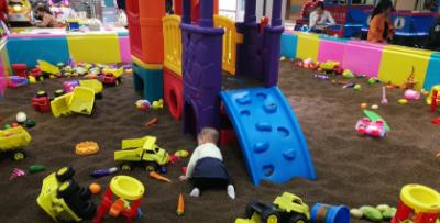 西安儿童游乐场监管存在薄弱环节