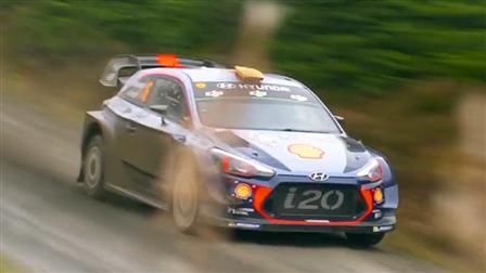WRC威尔士拉力赛