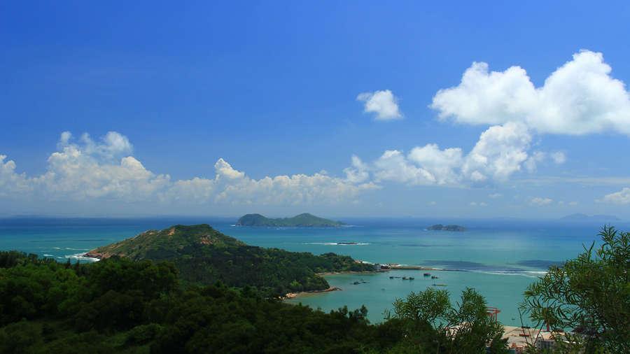 惠州全域旅游主打生态牌 形成山、海、湖发展格局