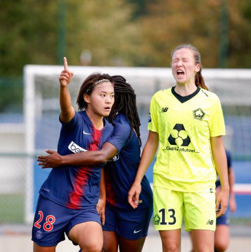 女足欧冠16强抽签 王霜将率大巴黎对阵瑞典冠军