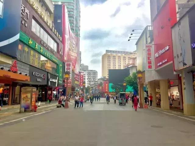 韶关步行街将要大变样!拟造牌坊设雕塑